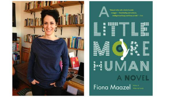 Anti-Escapist Literature: Anxiety in Fiona Maazel's A Little More Human by Michelle Hogmire