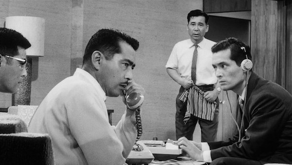 Egghead Watch: High And Low, A Case For The Other Akira Kurosawa Film