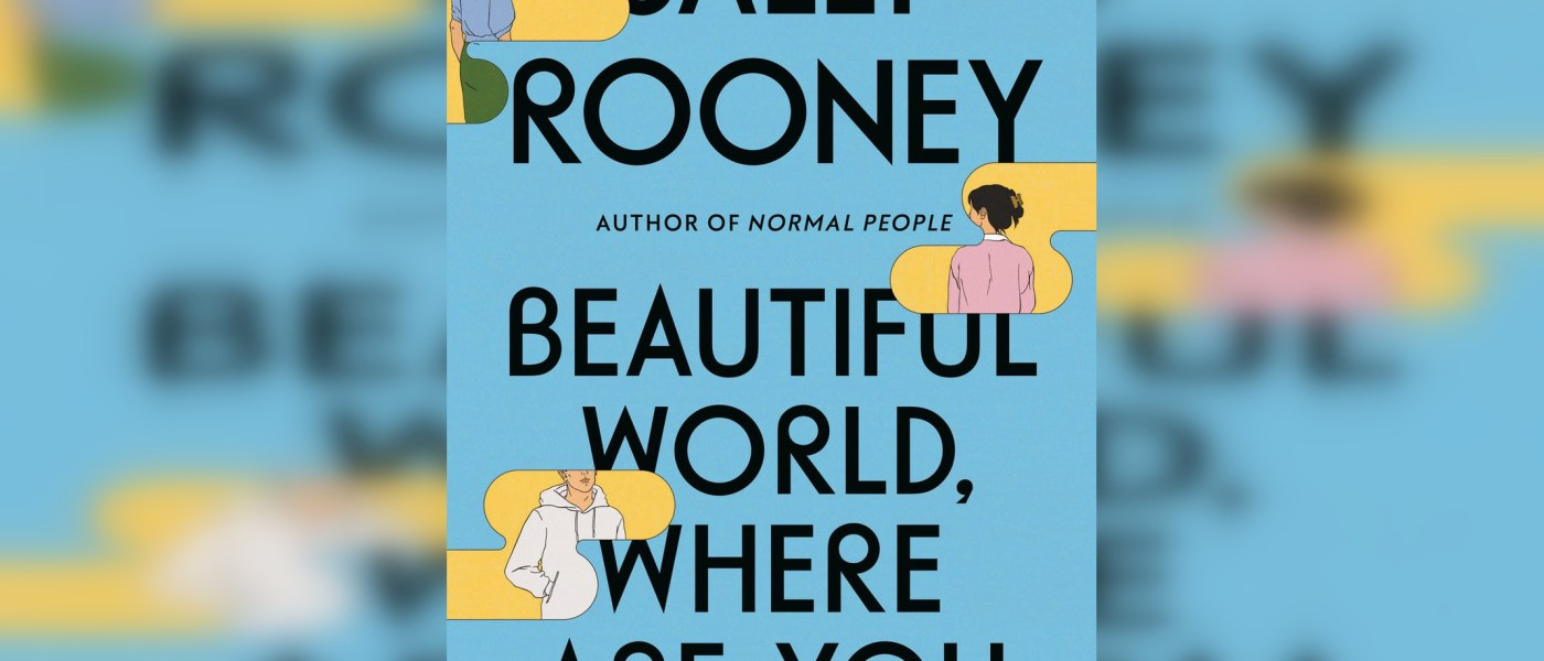 Beautiful World Where Are You Book Cover