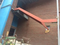 AH North Stairs Install