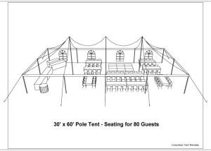 Tents  Columbia Tent