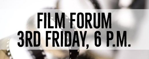 Friday Film Forum - Columbine Unitarian Universalist Church