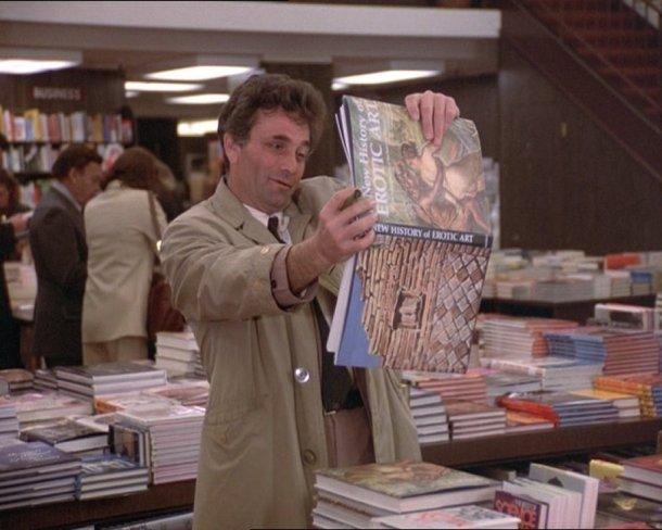 Columbo Phile book