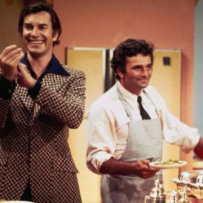 Columbo cook book Christmas giveaway!