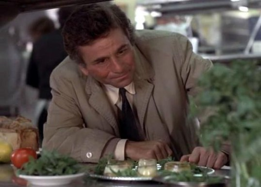 Columbo Murder Under Glass