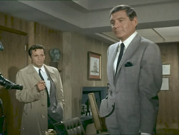 Columbo and Ray Flemming