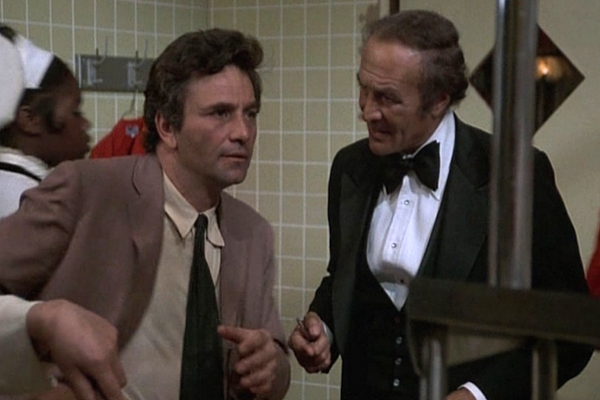 Columbo Now You See Him Robert Loggia