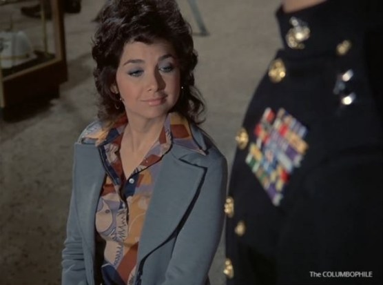 Columbo Suzanne Pleshette
