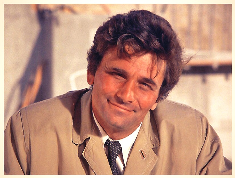 Columbo blueprint for murder