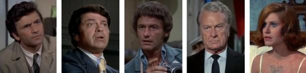 Columbo season 1 montage