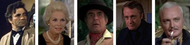 Columbo season 5 episode list