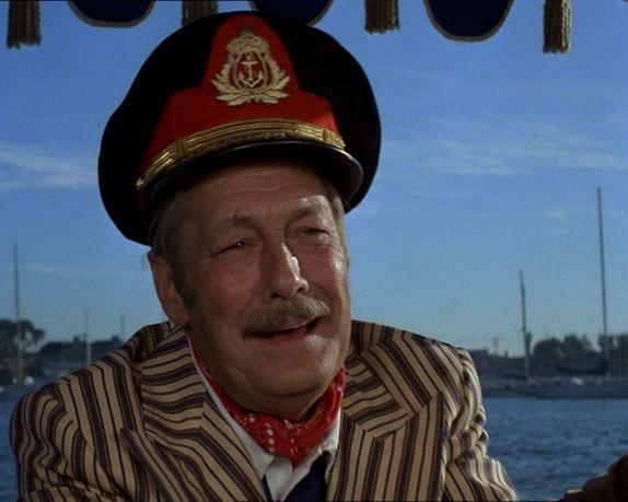 Columbo Fred Draper Last Salute to the Commodore