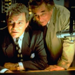 Talking Columbo fandom on the Headline This podcast