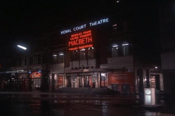 Columbo Dagger theatre
