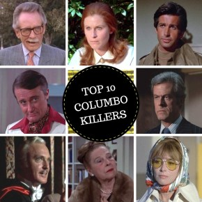 My top 10 favourite Columbo killers