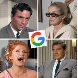 Columbo Google Doodle