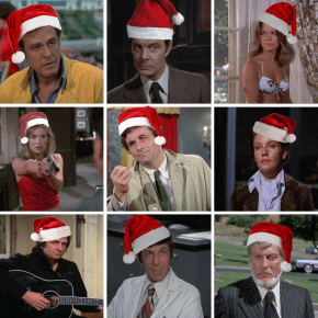 The Columbo Christmas Gift Guide