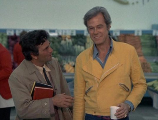 Robert Culp yellow jacket