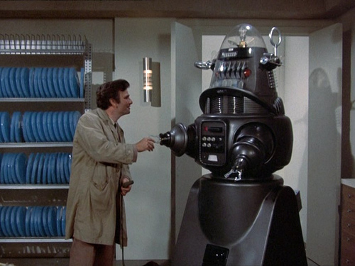 Columbo Robby the Robot