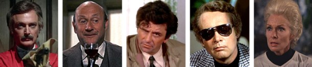 Peter Falk's favourite Columbo episodes