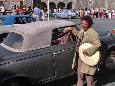 Columbo A Matter of Honor Mexico