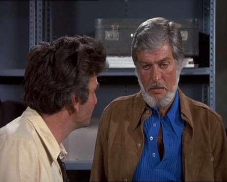 Columbo Dick Van Dyke