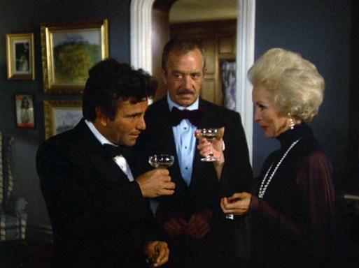 Columbo Forgotten Lady tuxedo