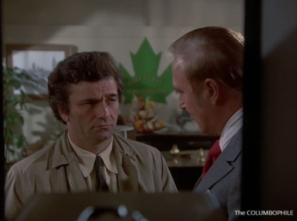 Columbo Publish or Perish