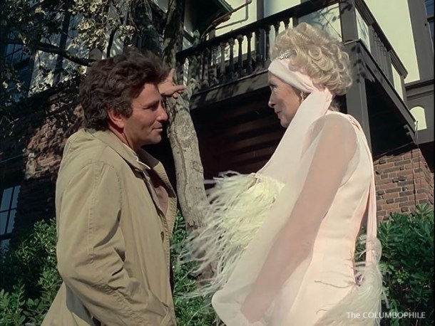 Columbo Forgotten Lady