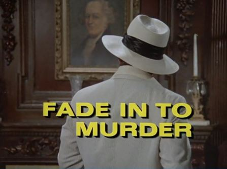 Columbo Fade in to Murder opening titles