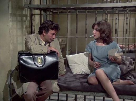 Columbo Old Fashioned Murder Janie Brandt
