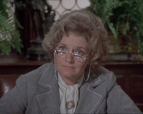 Columbo Old Fashioned Murder Ruth Lytton