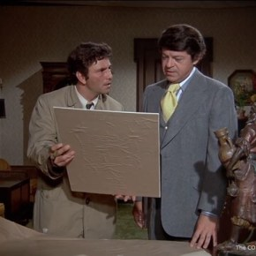 And the (awesome Columbo print) winner is…