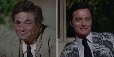 Columbo Murder Under Glass Louis Jourdan
