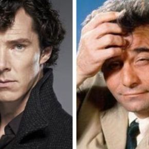 Sherlock and Doctor Who writer reveals bid to bring back Columbo