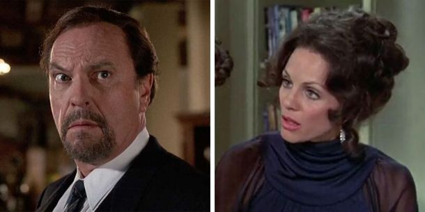 Columbo Rip Torn and  Valerie Harper