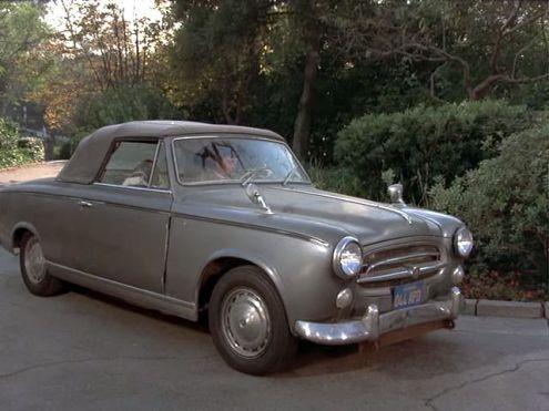 Columbo Peugeot 403