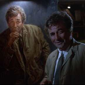 Final chance to get hold of iconic Columbo portrait!
