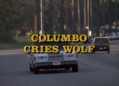 Columbo Cries Wolf opening titles