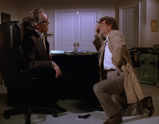 Columbo Agenda for Murder