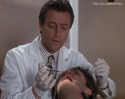 Columbo Uneasy Lies the Crown Wesley Corman