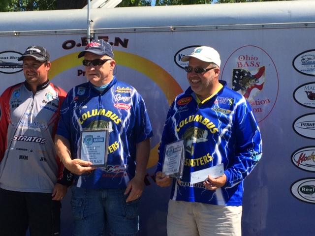 Scott Gordon & James Maynard - 2nd Place in Team Event