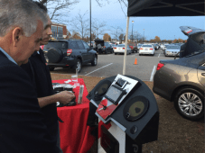 10TV's Dom Tiberi Stopped by to Get a Demo of Safe Driving with Apple CarPlay