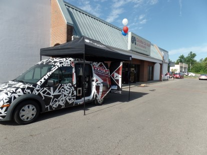 Tent Sale 2016 at our Morse Road Location - Rockford Fosgate Mini Soundlab