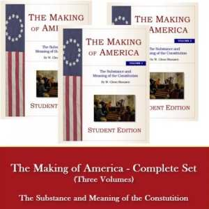 The Making of America Set – Student Edition