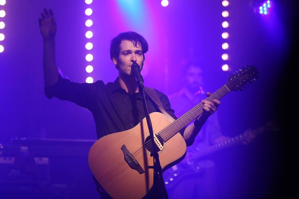 עומר אסייס על מופע ההשקה לאלבום החדש של סאן טיילור
