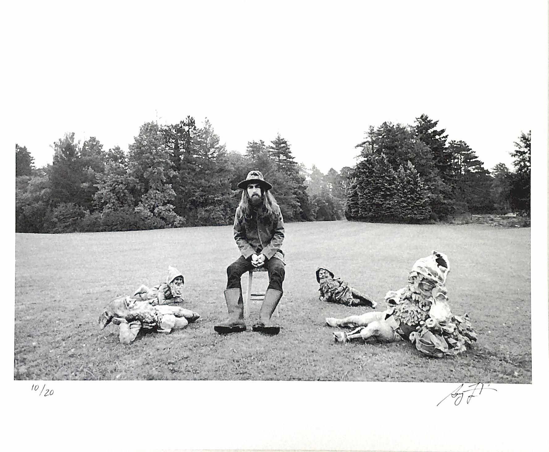 הר געש מתפרץ: עוזי בירמן על All Things Must Pass של ג'ורג' האריסון
