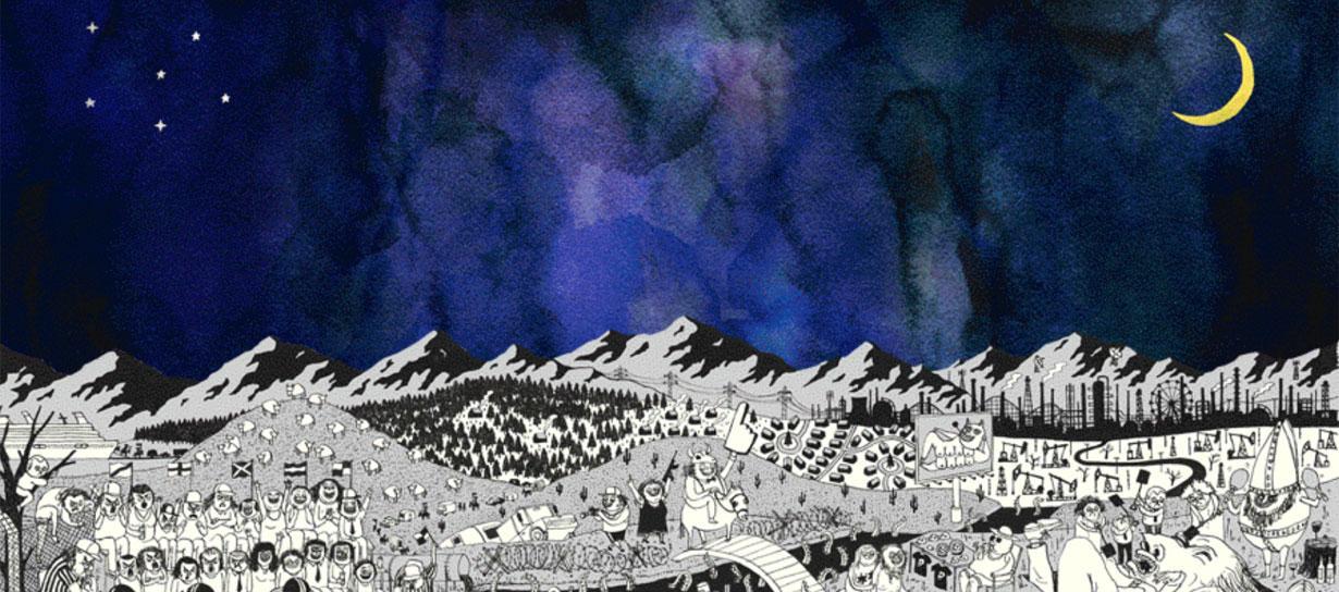 Life of Joshua: שחר רודריג על Pure Comedy, האלבום החדש של פאת'ר ג'ון מיסטי