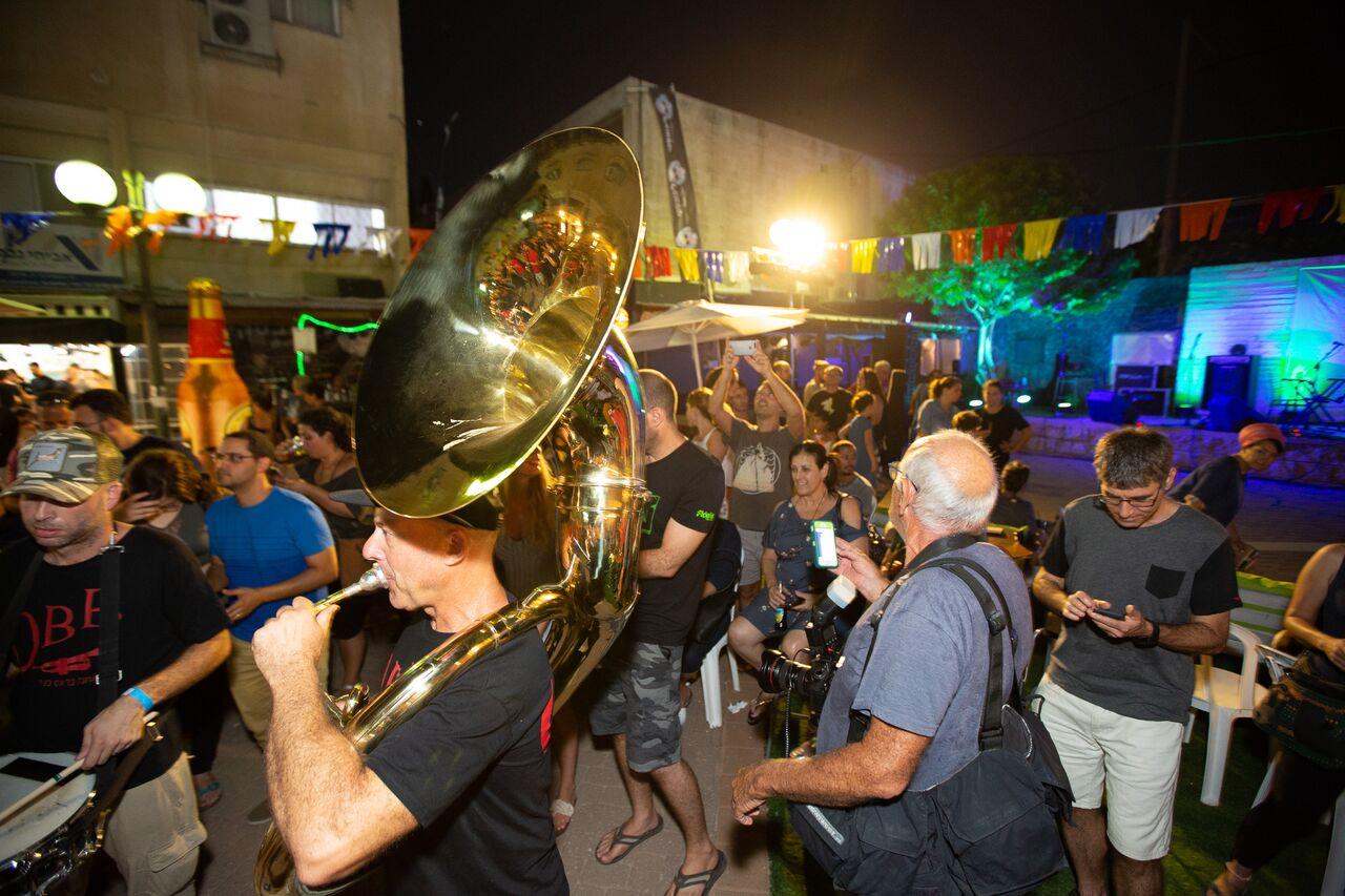 מדרום ארצות הברית לצפון הנגב: הסיפור של פסטיבל הבלוז בשדרות