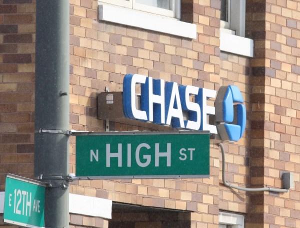 Chase North High Street 12th - Columbus